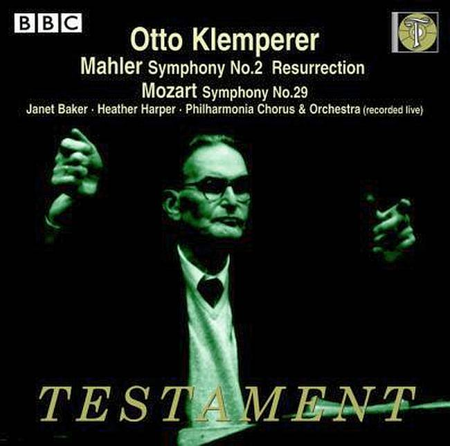 Symphony No. 2 RESURECTION / Symphony No. 29